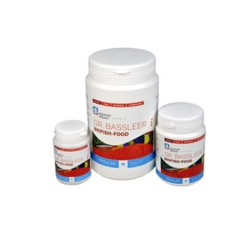 DR.BASSLEER BIOFISH FOOD REGULAR M 60 g